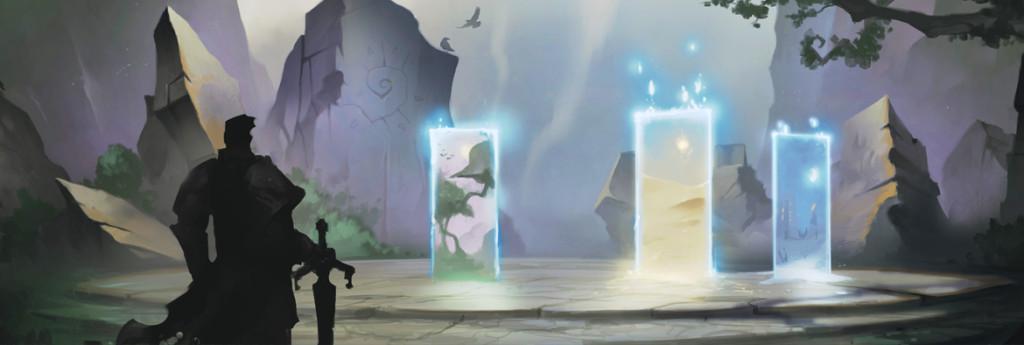 Crowfall - Portals