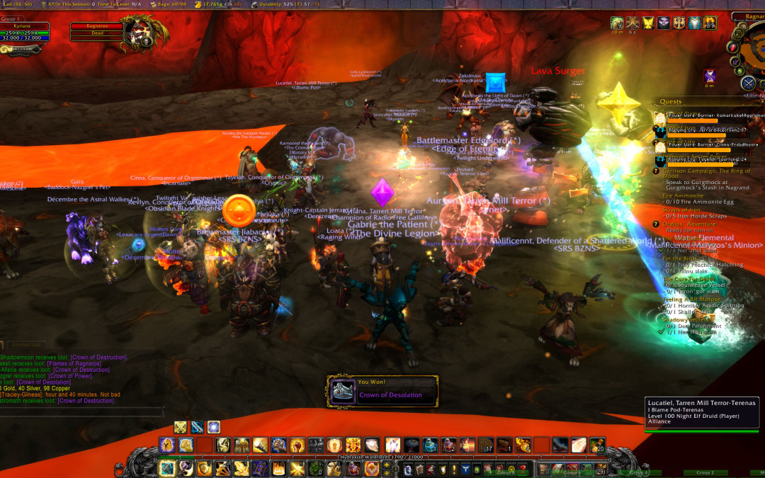 Blizzard Discusses Legacy Servers - MMO Central