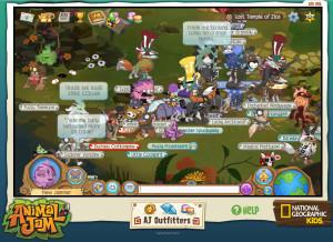 Animal Jam Gameplay