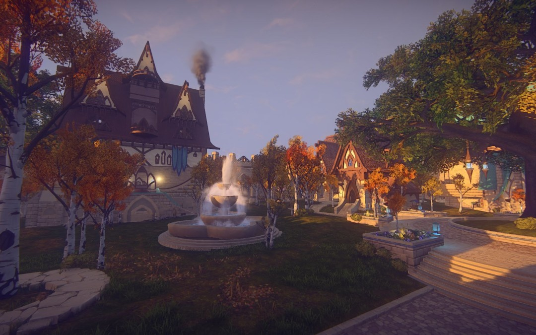 Exclusive Interview with Terry Michaels Senior Producer for EverQuest Next and Landmark