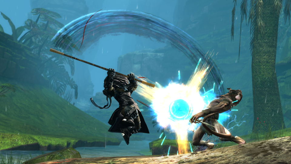 Guild Wars 2 Revolutionizes Targeting System in Heart of Thorns