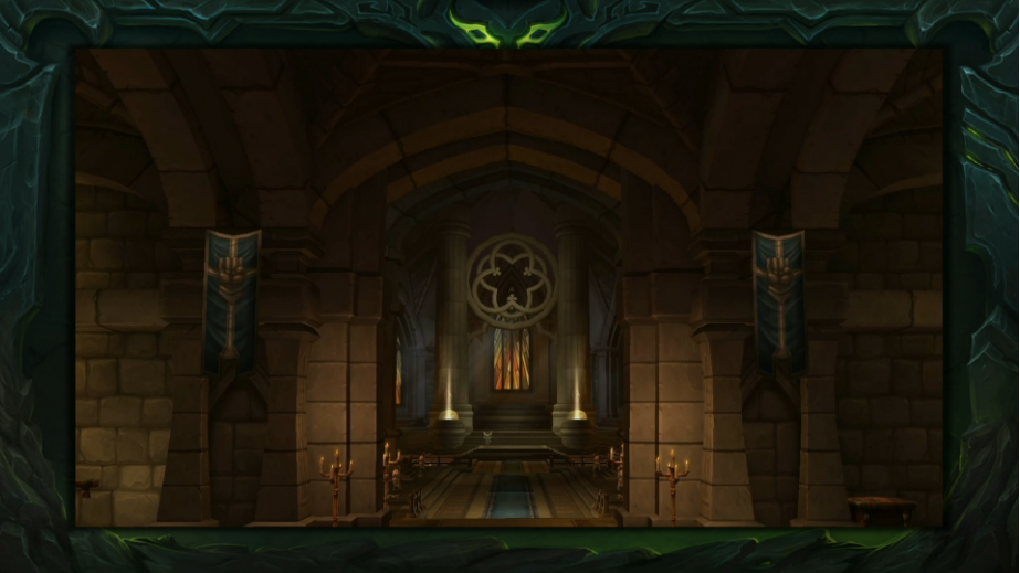 WoW Legion Paladin Order Hall