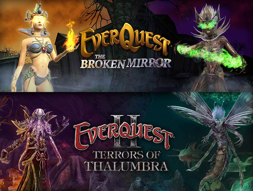 Expansions Detailed for EverQuest and EverQuest II - MMO Central