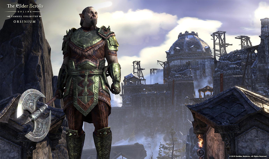 The Elder Scrolls Online Ps4 And Xbox One Release Date Confirmed ...