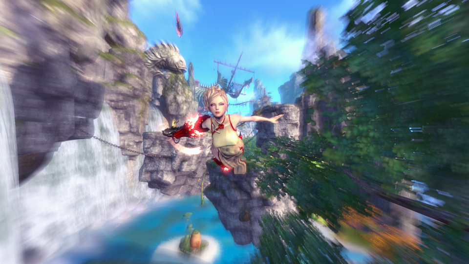 Blade and soul na release date