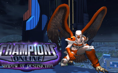 Champions Online Offer New Expansion for Test