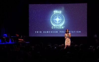 Star Citizen Shares Gamescom 2016 Presentation