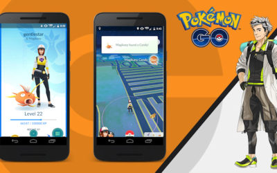 Pokemon GO Introduces the Buddy System