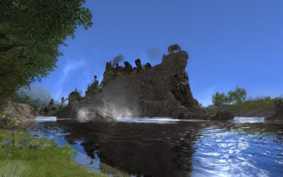 LotRO Tests New Premium Housing and North Ithilien