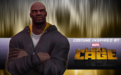 Marvel Heroes Releases New Luke Cage Video
