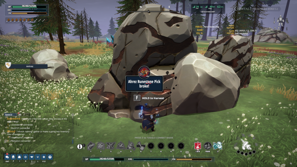 Exclusive Crowfall Crafting Interview with Thomas Blair