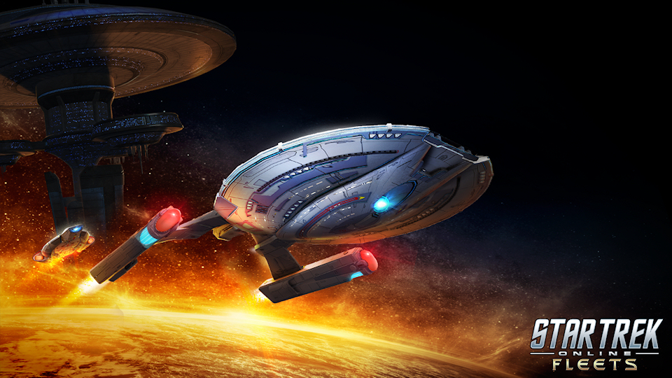 Star trek online brings classic features to console mmo central - Star trek online console ...