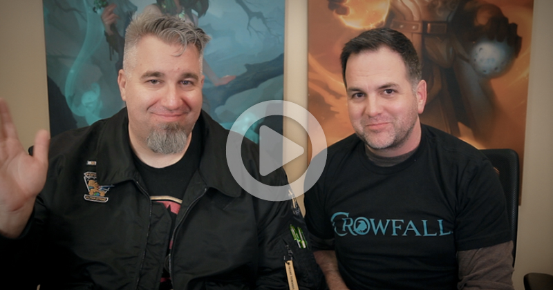 Crowfall Dec Update Covers Offline Skills, NPC Thralls