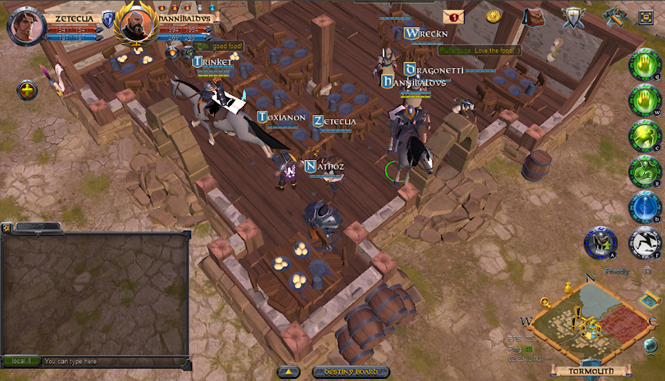 Albion Online Offers 2016 Year in Review