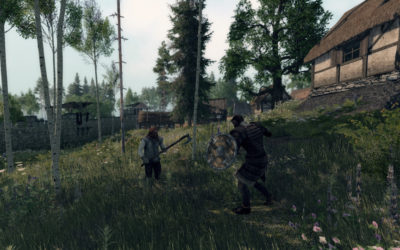 Life is Feudal Shares Trailer, Enters MMO Closed Beta