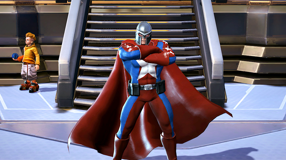 PAX East: City of Heroes' Statesman to Join MXM, Closed Beta Announced