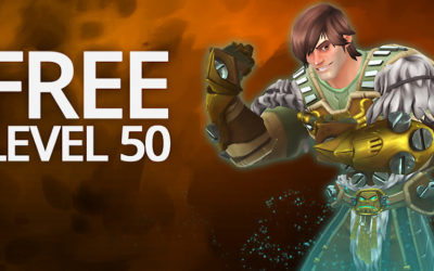WildStar Offering Free L50 Character for Limited Time