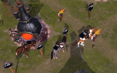Albion Online Shares State of the Game, Post-Galahad