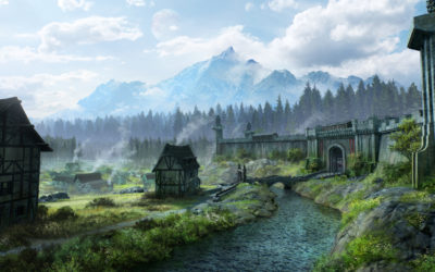 Chronicles of Elyria Shares Production Update, Lighting Concepts