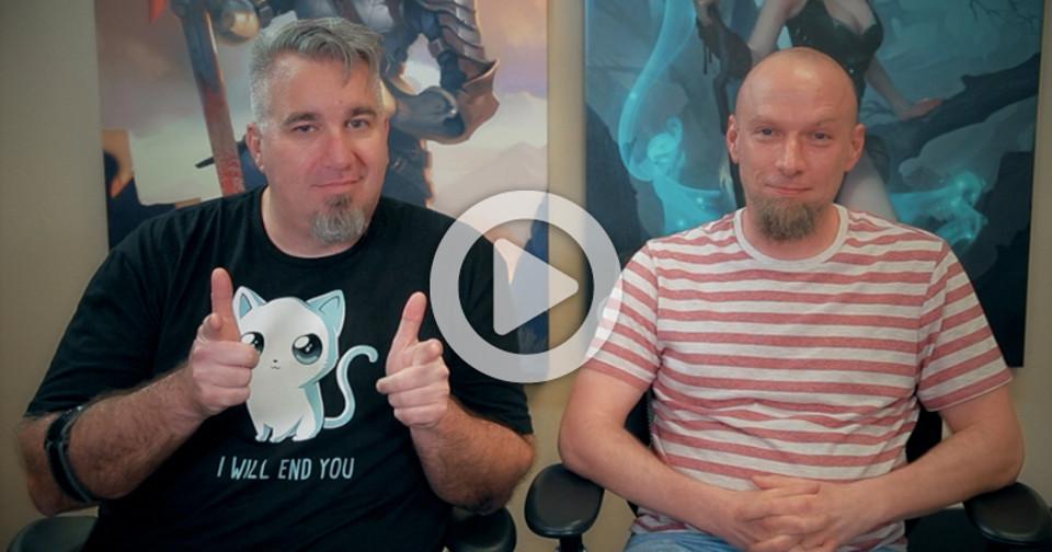 Crowfall Shares their April Developer Q&A Video