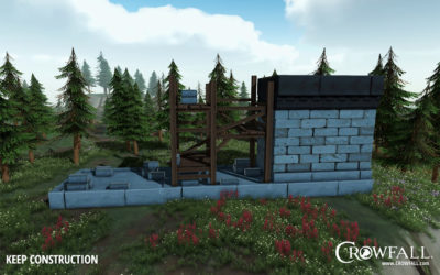 Crowfall Discusses Mechanics of First Campaign World
