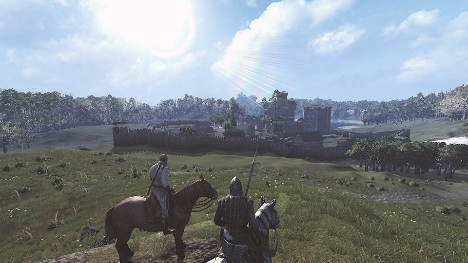 Life is Feudal: MMO Releases Video of New Player Experience