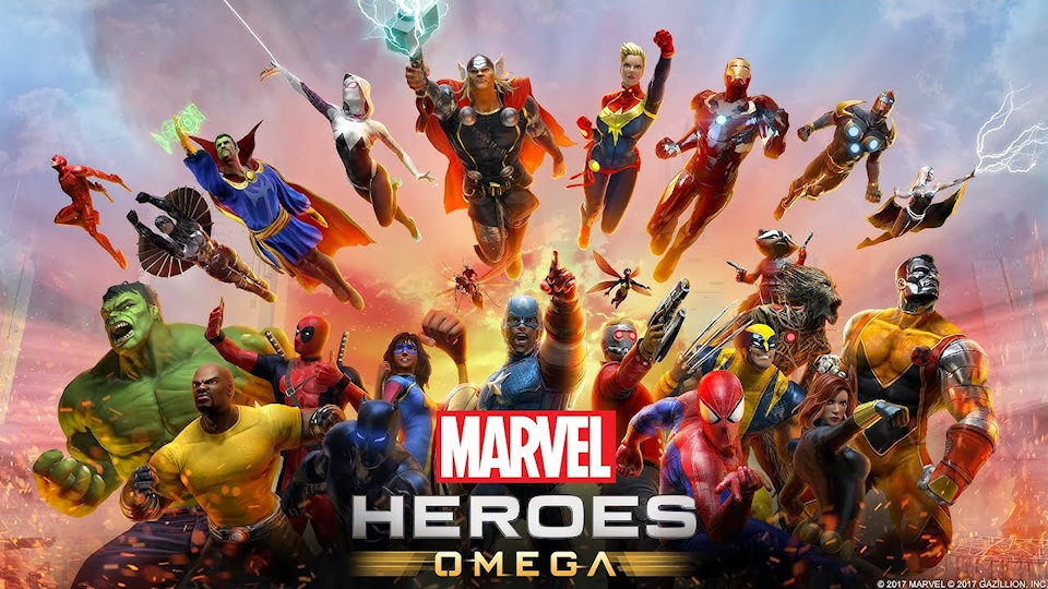 Marvel Heroes Goes Omega, Coming to Consoles