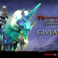 Neverwinter Unicorn Mount Console Giveaway