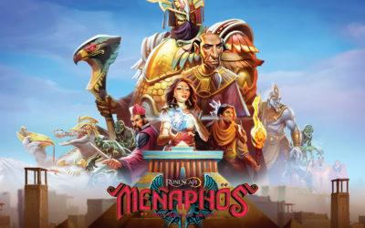 RuneScape Announces First Expansion, Menaphos: The Golden City