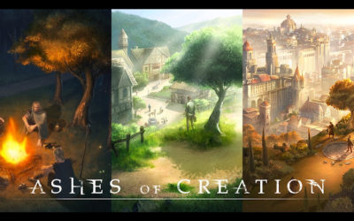 Ashes of Creation Storms onto Kickstarter, Funded Under 12hrs