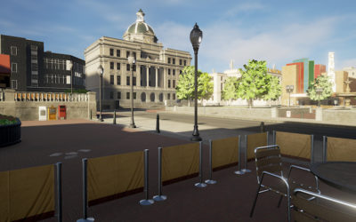 Identity Shares New Dev Blog on Town Square and Twitch Efforts