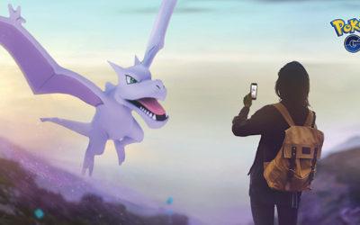 Pokémon GO Adventure Week Event Begins