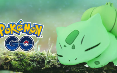 Niantic Partners with Knight Foundation, Pokemon GO Hosts Grass Event Weekend