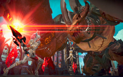 TERA Begins 5th Anniversary Celebrations