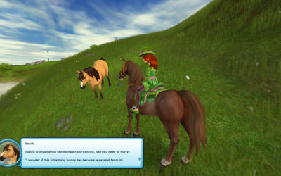 Star Stable Teams Up with DreamWorks' Spirit Riding Free