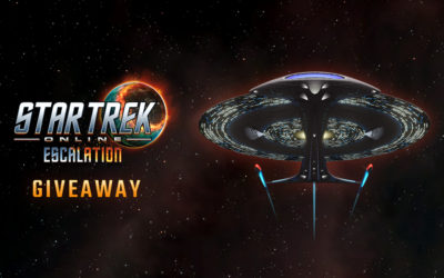 Exclusive Star Trek Online T6 Heavy Dreadnought PC Code Giveaway