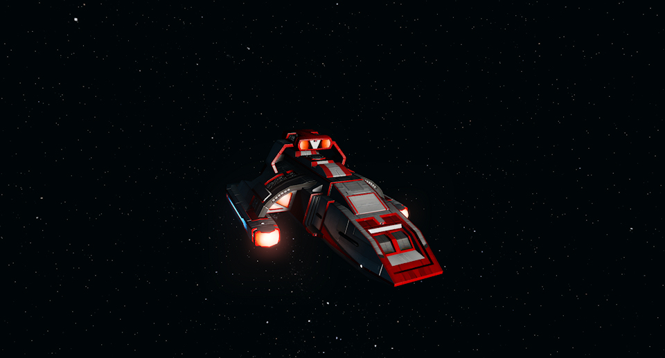 Star Trek Online Season 13 PC Ship Runabout
