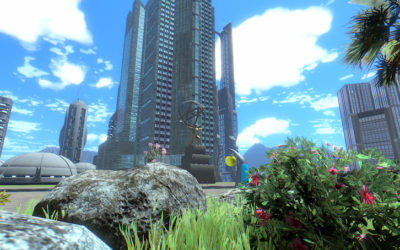 Valiance Online Reveals City Background for San Cielo