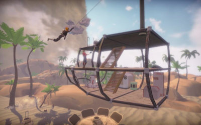 Worlds Adrift Launches into Closed Beta with Limited Numbers