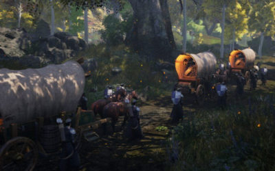 Ashes of Creation Tops Kickstarter MMO Funding Record