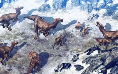 Durango to Offer Mobile Dinosaur Survival MMO at E3 2017