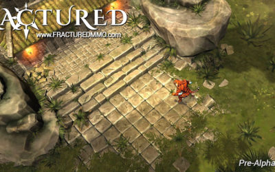 Fractured, SpatialOS-Powered Sandbox Action MMO Announced