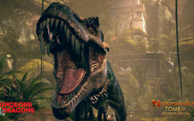 Neverwinter's Tomb of Annihilation Update to feature Dinosaurs