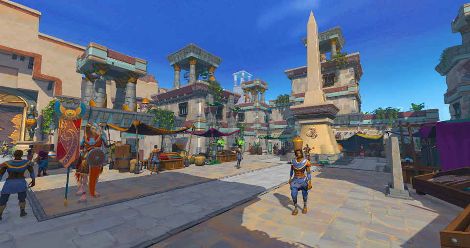 RuneScape Launches Menaphos Expansion, Shares Gameplay Trailer