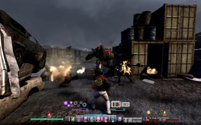 Secret World Legends Previews New Combat in Video