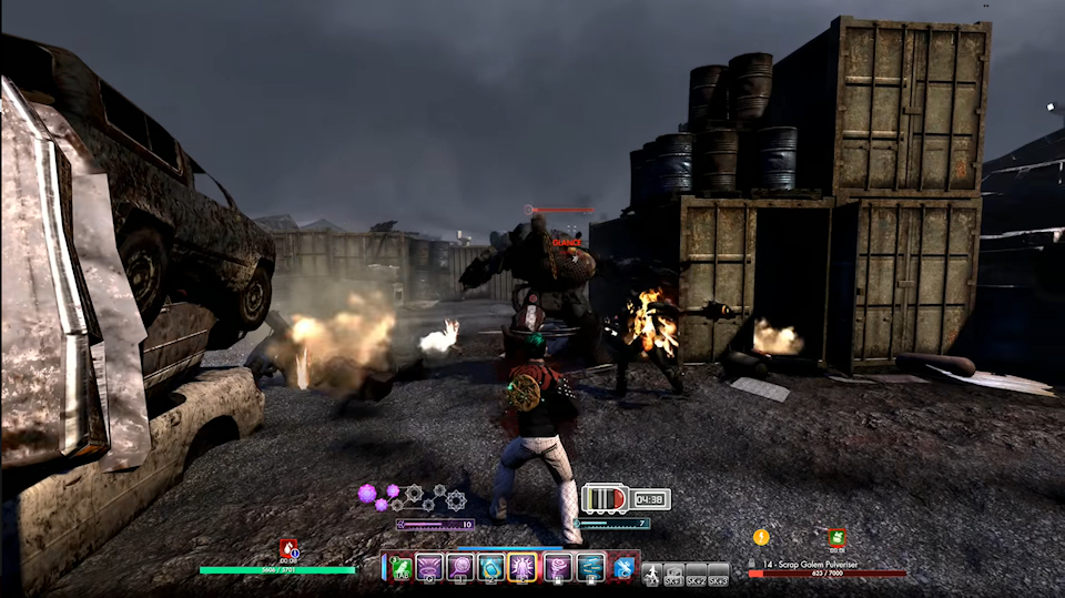 Secret World Legends Previews New Combat in Video