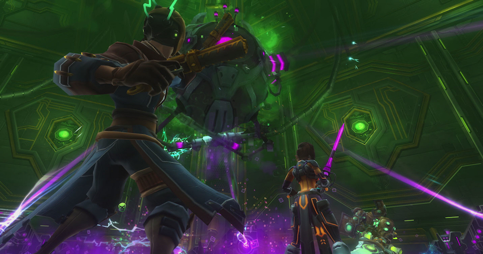 WildStar Announces Release Date of Patch 1.7.2, First Prime Raid