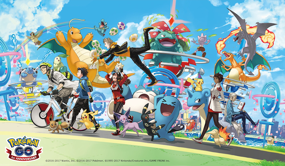 Pokemon GO's First Anniversary: The Good, The Bad and Disappointing