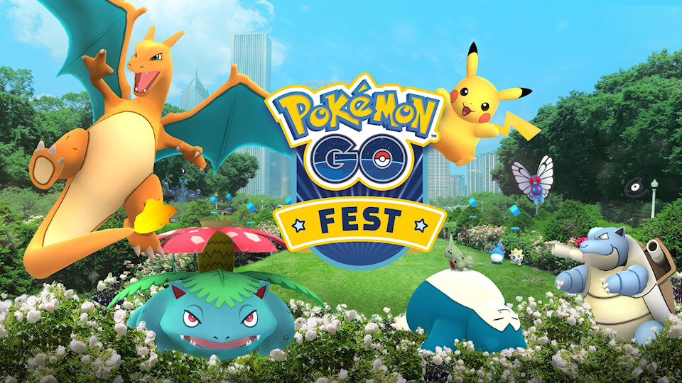 Pokemon GO Fest: Masters of Disasters
