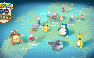 Pokemon GO Launches Special Events Worldwide